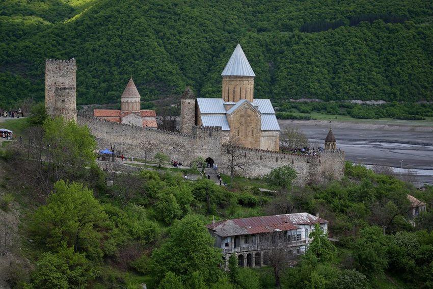Ananuri Georgia Travel