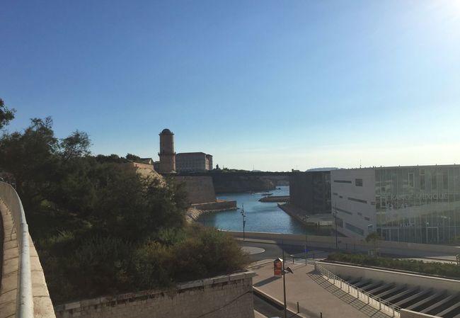Marseille Architecture :: MUCEM And Fort St-Jean, Marseille ::
