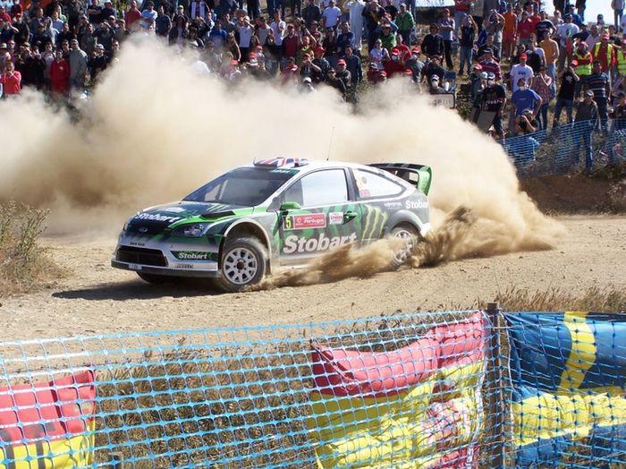 Ford Focus, WRC in Portugal