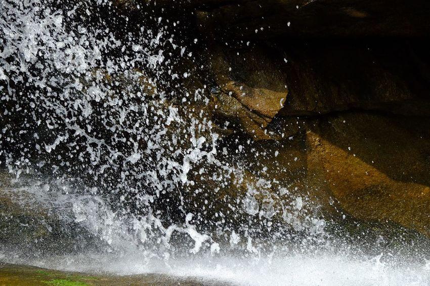 Water Motion No People Full Frame Close-up Nature Splashing