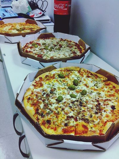 Sexta é papo de pizza, ta ligado né? Sexta-feira Its Pizza Time!