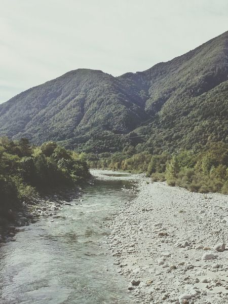 Maggia River Eyem Nature Lovers  Tessin And I