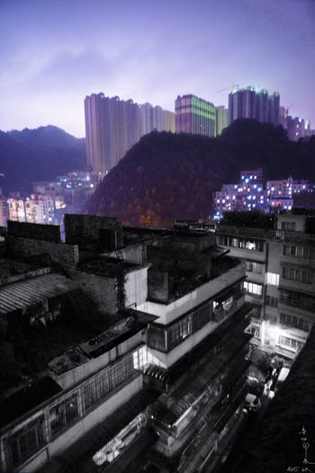 My Best Photo 2015 City Lights City Night Lights City Landscape Topography Colour &BW Caster Residential Building Construction Foregrand B&w Long Shot Colour Travel Takingphoto  Guiyang Southwest China