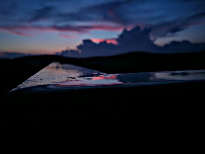 Sunset 😍 Hello World Hanging Out Taking Photos Relaxing Enjoying Life HuaweiP9 Italiangirl Italia Mountains Colorful Sweets Like Sunset Sky Italy Nuvole Photography Blurred Motion Likeforlike Love Followme