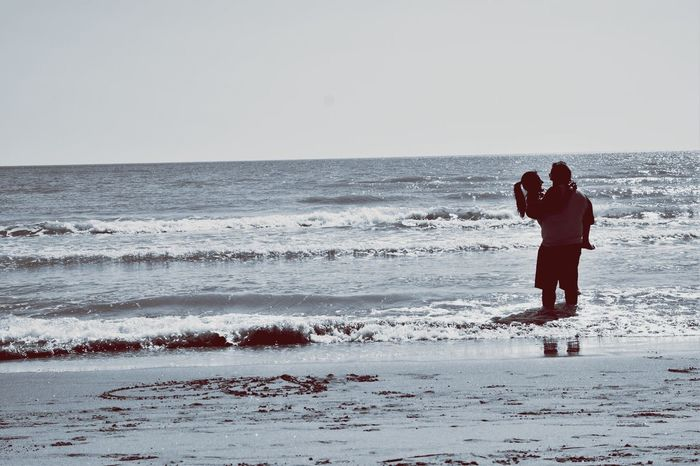 Love Heart Beach Capture The Moment ❤️