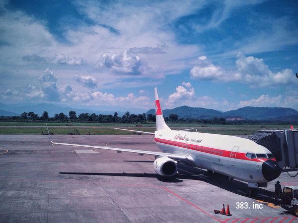 Garuda Indonesia Merahputih Plane Photooftheday