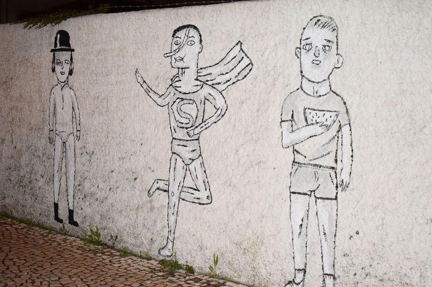 Street Art/Graffiti Urban Style Creativity Drawing Drawing - Art Product Freedom Of Expression Handmade Outdoor Photography Outdoors Street Art Street Wall