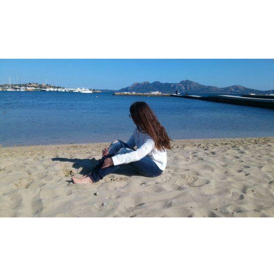 beach :) Relaxing Beach Sunny Day Summer