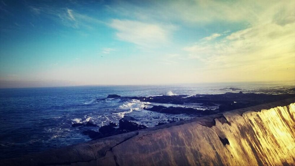 beautiful view of seapoint beach Being A Beach Bum