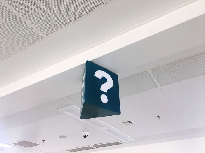 EyeEm Selects Low Angle View Communication Guidance No People Day Indoors  Sin Sign Sign Board Sign Boards