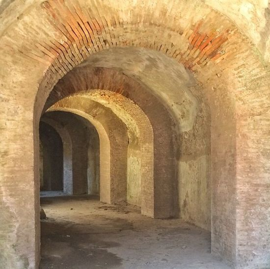 Arches, Pompeii Historical Building Awesome_shots Architecture Pompeii