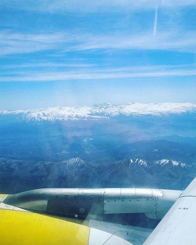 Sierra Nevada 🙌🙌❄❄ Vsocam VSCO Igers Igersdaily Igerstravel Traveling Travel Wanderlust SPAIN