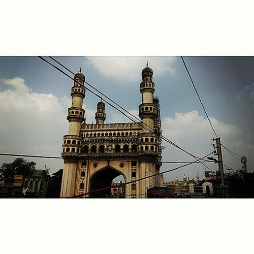 Charminar Hyderabad Talengana Charminar Travel Meet People Food India No Ticket