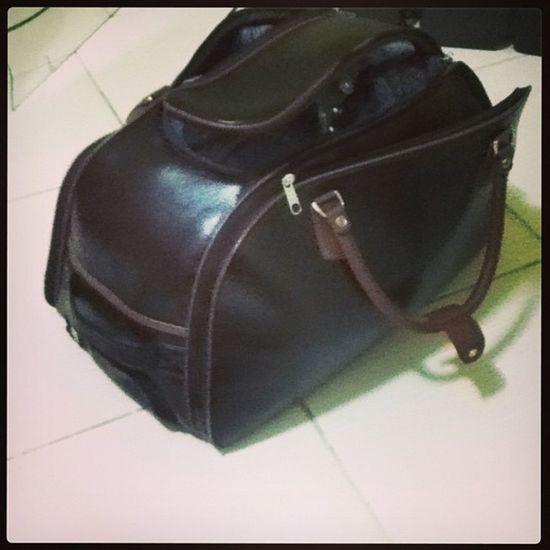 Arrumando as malas ;$