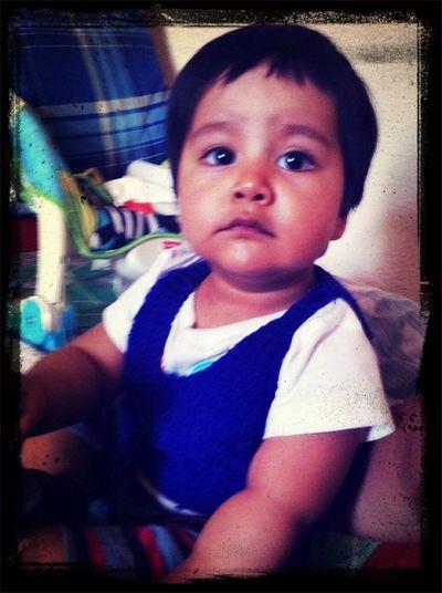 Mi hemoso sobrino Hi! Relaxing xD