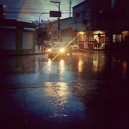 Chuva Da Noite