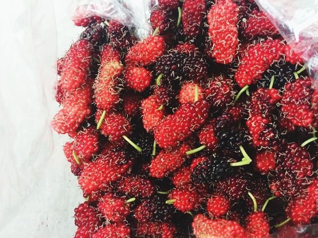 Mulberry Mulberry Fruit Fruity Red Fruits