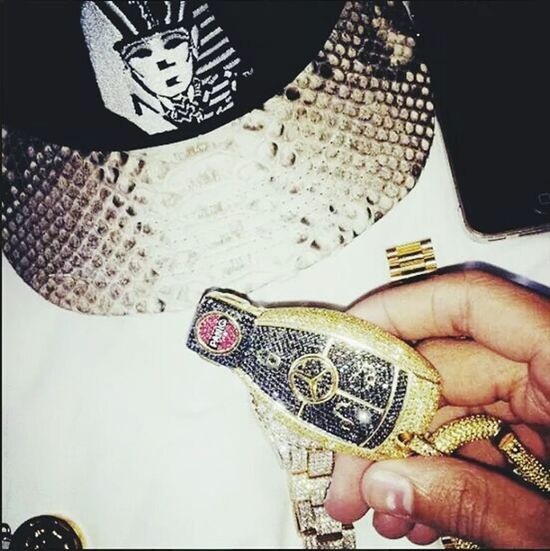 Young Rich & Flashy Last Kings Tyga Being A Boss THEREWILLBEHATERS