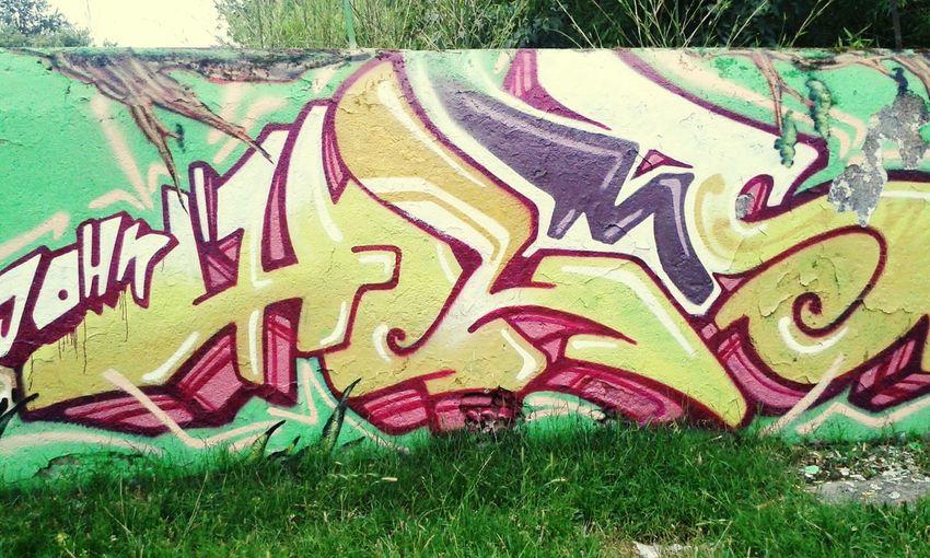 Graffiti First Eyeem Photo