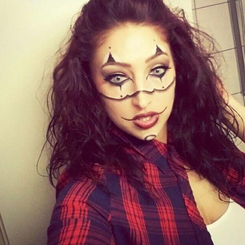 Halloween Horrors Halloween Halloweenparty Halloweennight Halloween Makeup Faces Of EyeEm Hello World Italiangirl Faces Scary