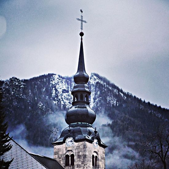 Holiday Skiing Slovenia Nikon
