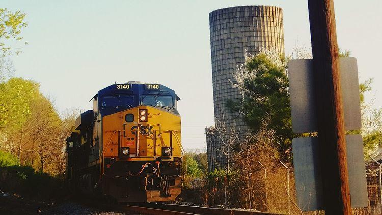 Atlanta Scottdale Georgia Railroad Railroad Tracks Railroad Station Urban Landscape Urban Spring Fever Springtime Spring Flowers