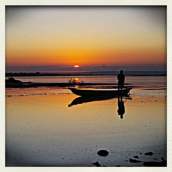 Sunset Silhouettes First Eyeem Photo EyeEm Best Shots EyeEm Best Shots - Sunsets + Sunrise Mirorless