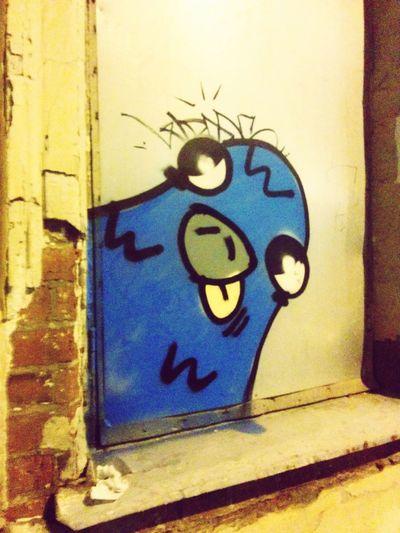 Streetphotography Streetart Streetphoto_color Hello World Graffiti Graffiti Art My City