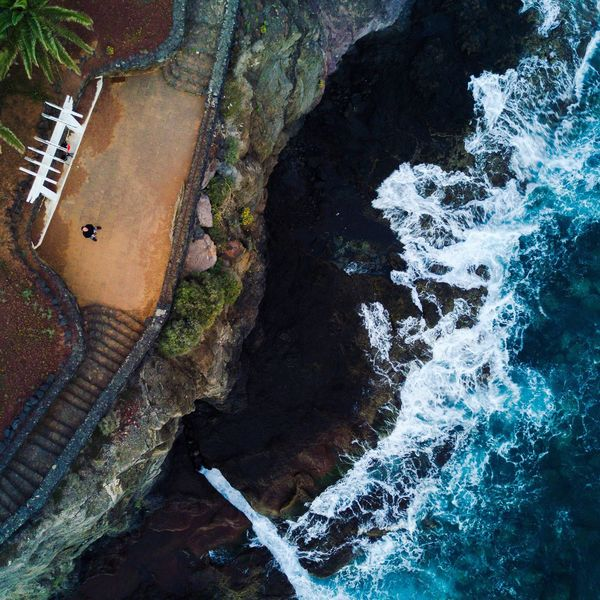 Water Sky Architecture Outdoors Canary Islands DJI Mavic Pro Aerial View Dji A Bird's Eye View Sea Aerial Photography