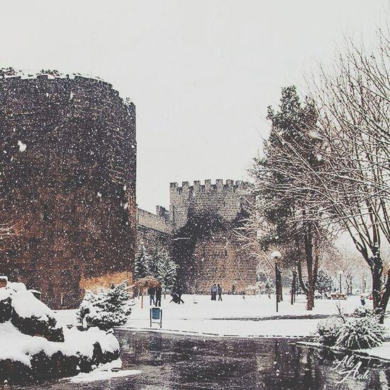 Good morning - Günaydın. ☕ ☺ ? How's The Weather Today? Popular Photos EyeEm Deepfreeze Winter Snow Streetphotography