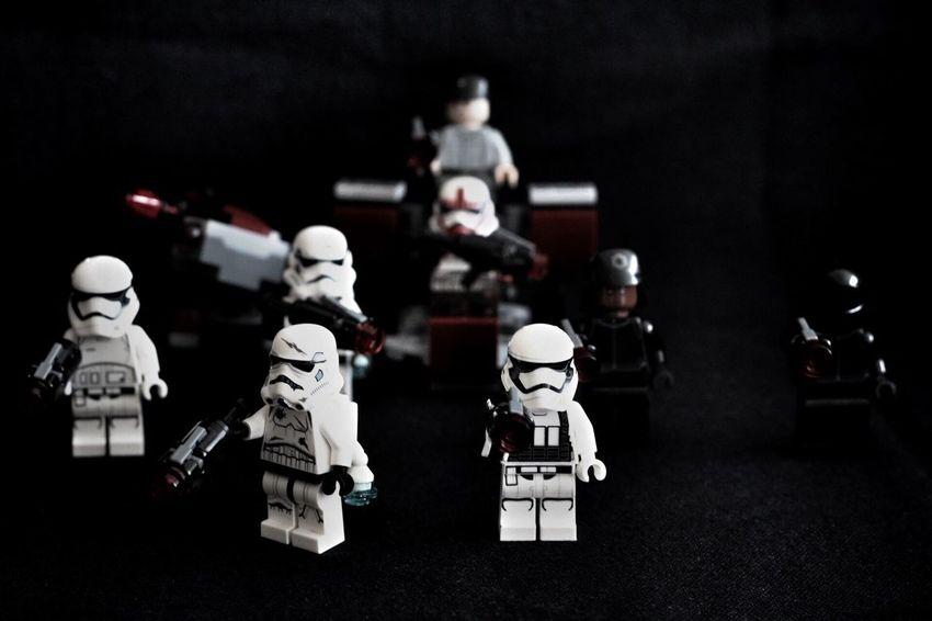 LEGO Starwars Stormtrooper