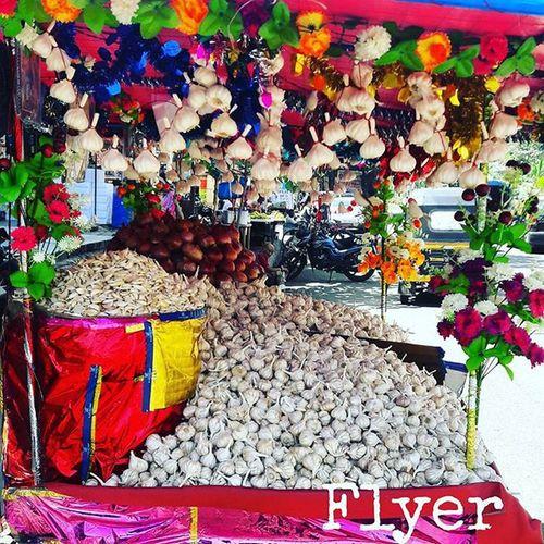 Mumbai Market Street Decoration Color Random Clicks TLC Cafe Instrafood