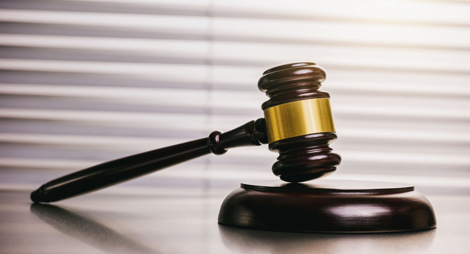 judge gavel on a table in a lawyer office Auction Court Crime Gold Guilty Lawyer Office Scale  Balance Courtroom Criminal Gavel Goverment  Innoncent Judge Judgment Judicial Justice Justice - Concept Law Legal Legal System Punishment Sentence Symbol