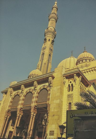 Architecture Low Angle View Travel Destinations No People Day Sky Outdoors City EyeEm Selects Egypt Cairo EyeEm Best Shots EyeEm Gallery EyeEmBestPics Cairo Cairo Egypt Mosque Mosques Of The World Islamic Architecture Islamic Art Islamic Design Islamic_art No People, Egypt Cultures Peace