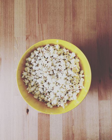 Popcorn🌽👌 Food And Drink Healthy Eating Table Bowl Indoors  No People Ready-to-eat