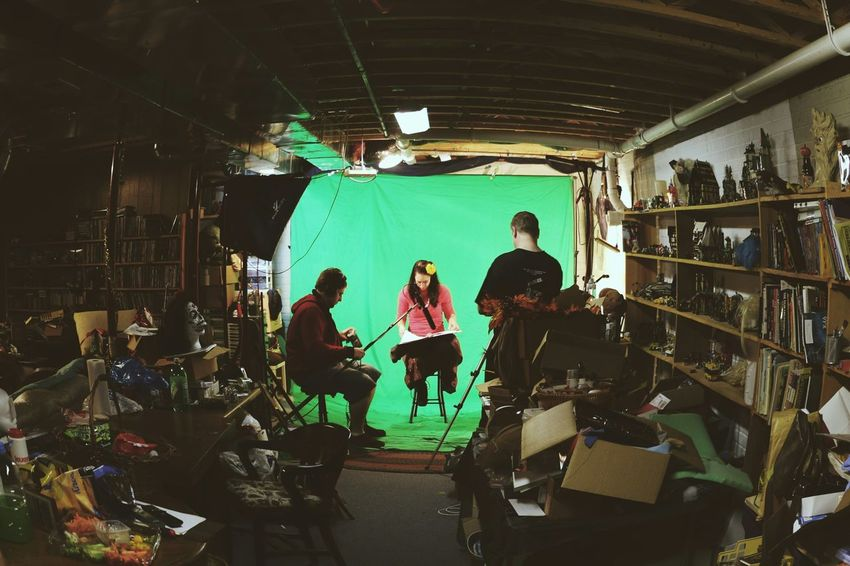 Green Screen Filmmaking ShortFilm Santa Muerte The Last Image Check This Out Passion Acting Career Angles
