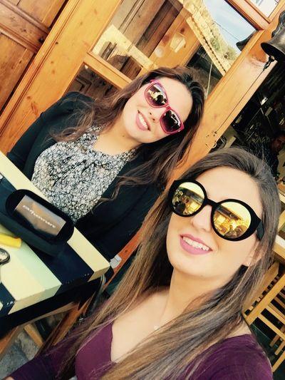 Enjoying The Sun ☀ Oldsouk Byblos Sunglasses