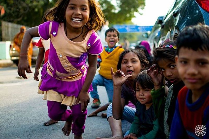 "©Amvi G Photography These children have different Names, different surnames but they dont come from different Caste. These people have no idea what Caste and Creed is. For them those who help are the gods and those who dont are the Humans. There's nothing below to that. These children live in the hospitals, or outside them. Are Hunger Deprived. And they get assembled outside the metro station to get the Langar twice a week. I asked them ""Do you know these people, who are feeding you"", and one girl said, ""These are Gods- and they are sent here to save the Humans."" and what Delhi Langar Seva Society has been doing, Deserves that. EXIF: D5300 - 35mm PRIME Shutter Speed : 1/500 Aperture : f/1.8 ISO : 100 Focal Length : 35.00 mm Delhilangarsewasociety Photographer Photographersofindia Photooftheday Photo Photos Photography Children Gods Sardars Punjabis Langar Satnamwaheguru Delhi India Poor  Childrens Delhighted Nikonschool Iamnikon Delhighted DelhiGram Storiesofindia Childhood Nationalgeographic natgeo dfordelhi amvigphotography"