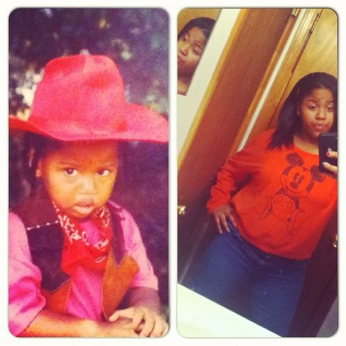 Yeah Thats Me Then And Me Now...!