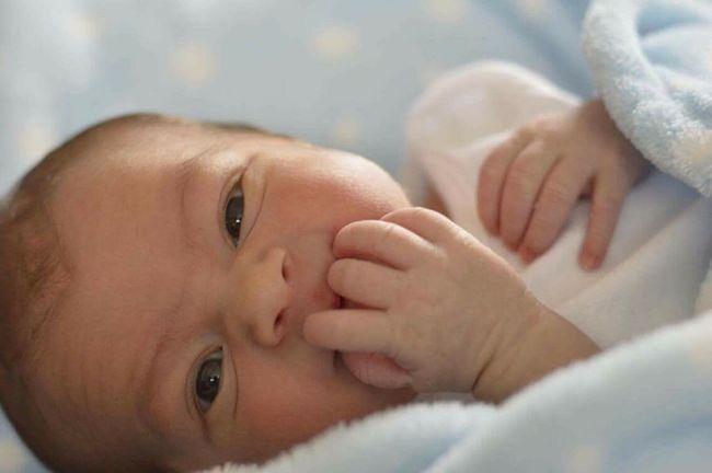 My Little One 😍 Baby Babyboy Mybaby❤ Mybaby MyBabyBoy Baby Photography Babylove Babyface Profile Profile Picture Baby Photo  Close-up