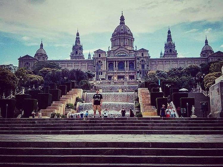 📷 Barcelona 🏰 Barcelona City Bulding Beautiful Place Waterfall Castle WOW Picture Lovley  Colors Like4like Tagsforlikes Likes Visit Country Perfect Kingofmycastle Color Stad Byggnad Vattenfall Slott Perfekt