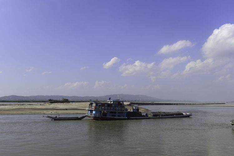 Boats at the