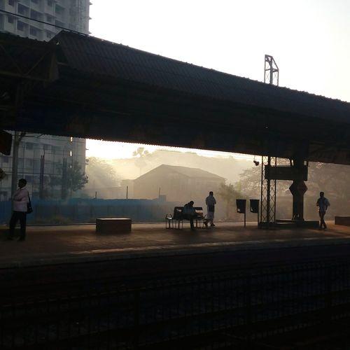 Jogeshwari_station_Mumbai First Eyeem Photo