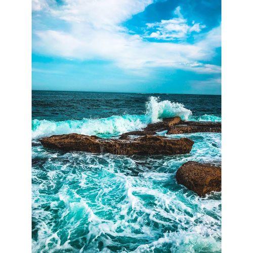 Waves! Water