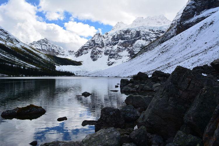 Consolation Lakes Banff National Park  Banff Alberta Banff  Alberta Canada