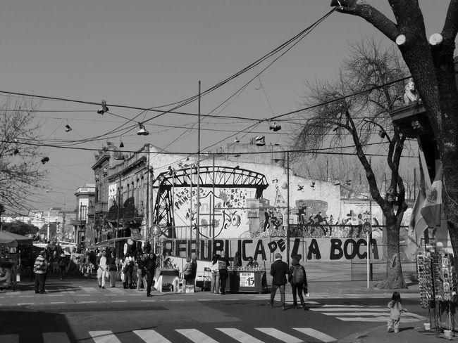 La Boca Boca Caminito La Boca La Boca, Buenos Aires Republica De La Boca Shoes Street Cross Streetphotography Wire And Shoe Wired Wiredshoe