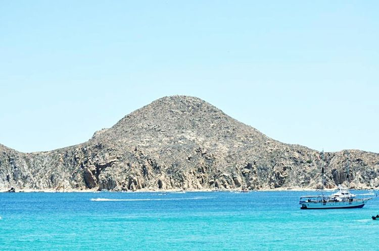 Cabo San Lucas Scenery💋 Summer ☀ Travel Sky Ocean Tropical Mobilephotography Vacation