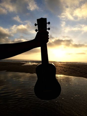 Musical Instrument Sun Rise Early Photos