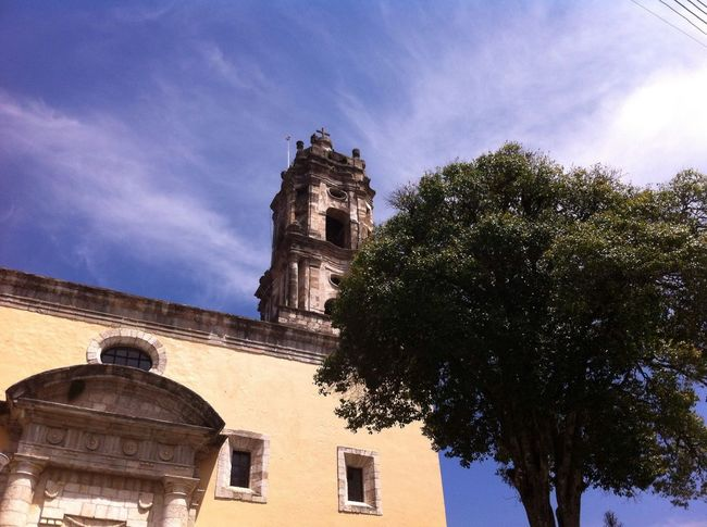 No Filter Taking Photos Hanging Out Arquitecture Tree Beautiful Architecture Church Beautiful Day