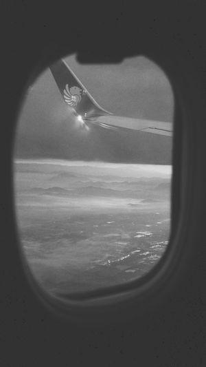 On my way,